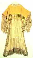 Clothing that the southwest Indians had?
