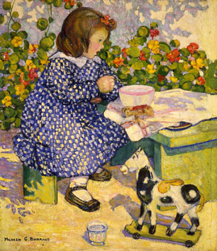 Impressionist Paintings Famous Portland Museum Of Art